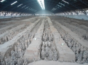 The Terracotta Warriors of Xi'an, China